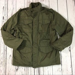 Lucky brand thinsulate military style Jacket